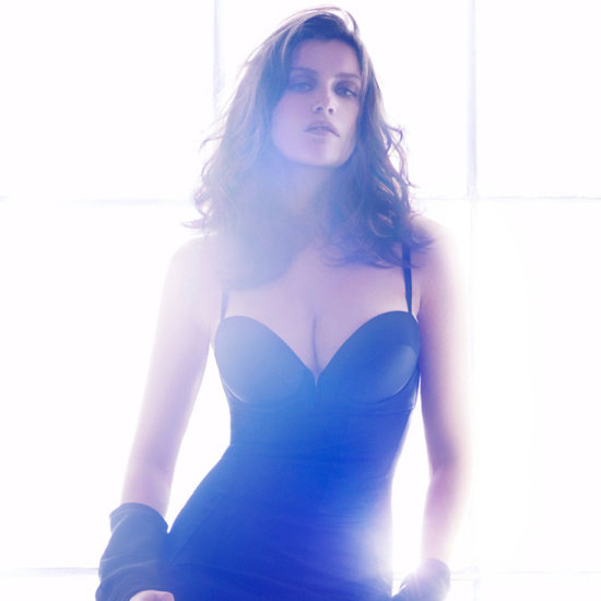 Laetitia-Casta-HM-Holiday-2012-Lingerie-Ads